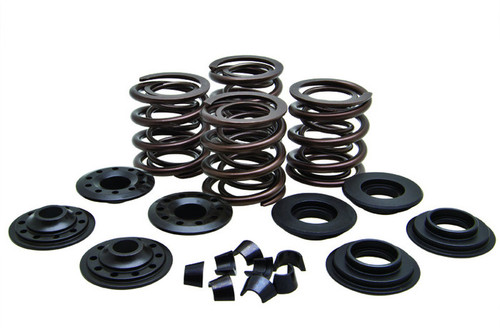 .650 Lift Titanium Valve Spring Kit by Kibblewhite Harley Evo Big Twin Sportster