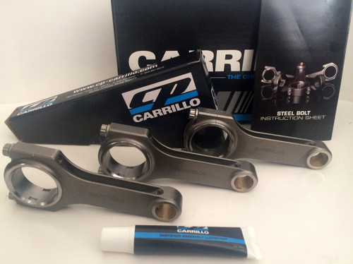 16+ Sea-Doo RXP 300 / GTX 300 Carrillo Connecting Rods (Set of 3)