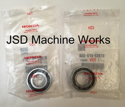 Honda TRX400EX / XR400R / XR600R / XR650L OEM Honda Cam Bearing Kit