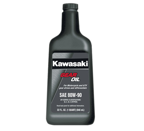 K61030-006A: Kawasaki 80W-90 Gear Oil 1 Quart