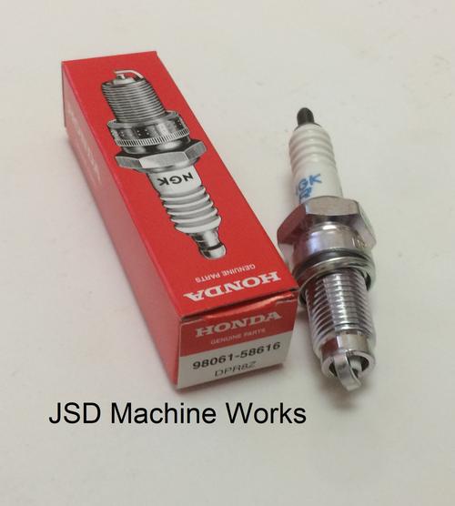98061-58616: NGK DPR8Z Spark Plug Honda TRX400EX / XR400R / XR250L