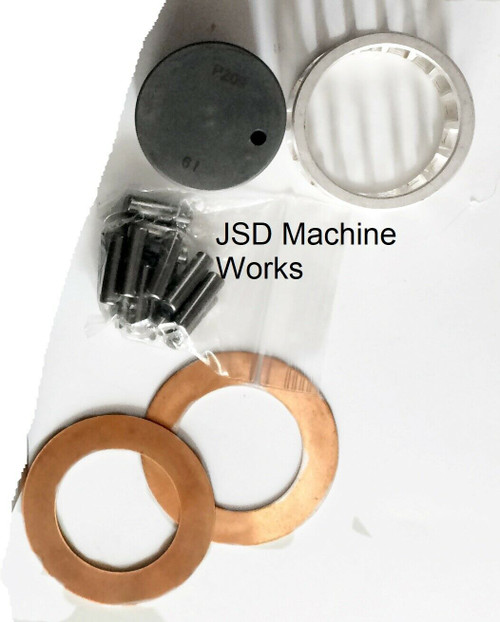 06+ Honda TRX450R / 05-17 CRF450X Replacement Crank Pin, Rod Bearing, and Thrust Washer Kit
