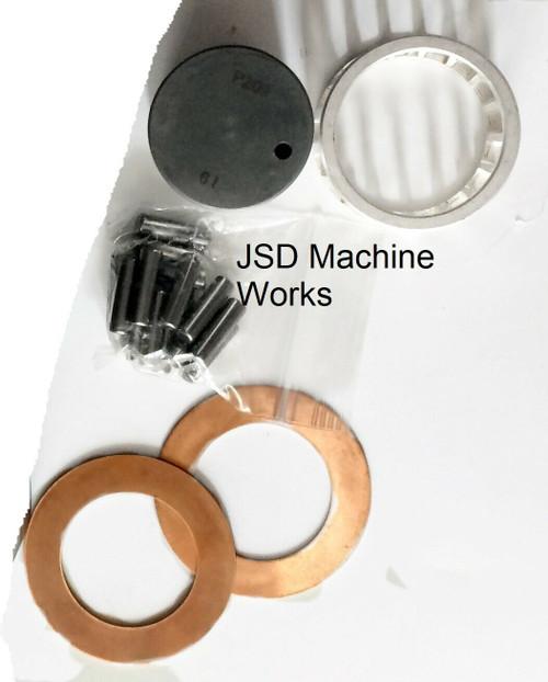 09-16 Honda CRF450R Replacement Crank Pin, Rod Bearing, and Thrust Washer Kit
