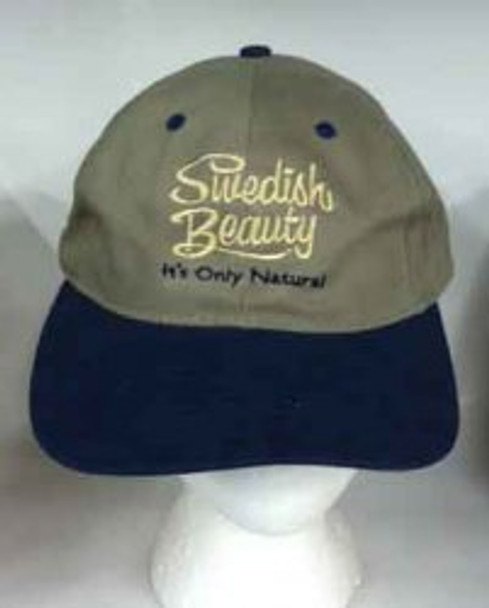 SB Grey Blue Its only Natural Hat