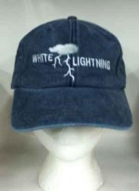 White Lightning Hat