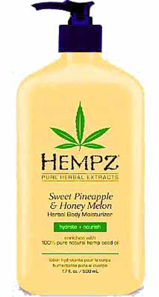 Hempz Pineapple Melon Moisturizer