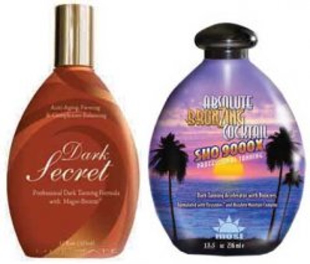 Dark Secret And Bronzing Cocktail Combo