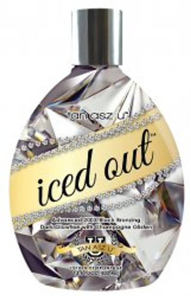 Iced Out 200X Black Bronzer  13.5 oz.