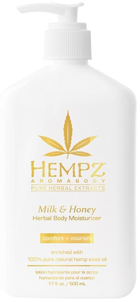 Hempz Milk and Honey Body Moisturizer