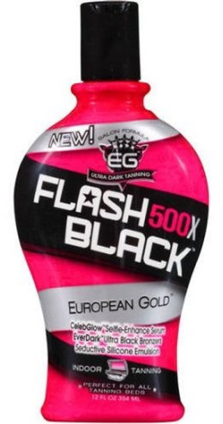 Flash Black 500 X Silicone Bronzer