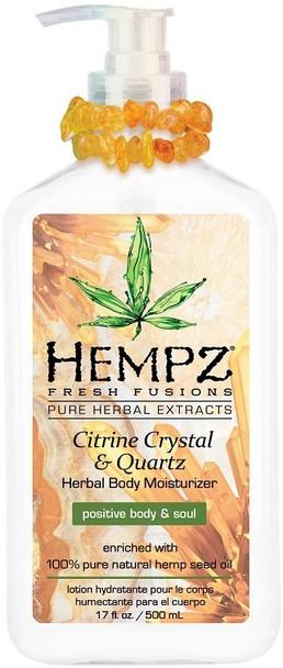 Hempz_Citrine Crystal
