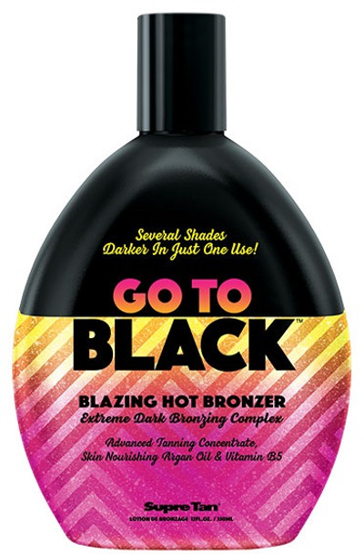Supre Go To Black Blazing Hot Bronzer Complex 12 oz