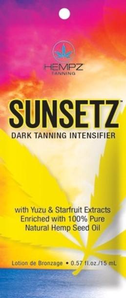 Hempz Sunsetz Dark Intensifier Packet