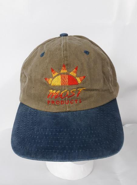 Khaki Most Products Hat