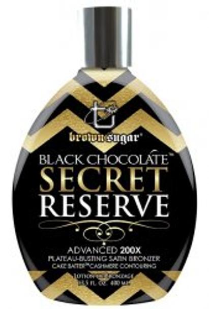 Black Chocolate Secret Reserve