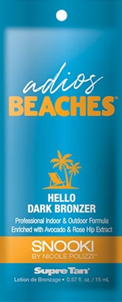 Snooki Adios Beaches Dark Bronzer Packet