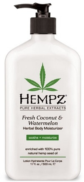 Hempz Coconut and Watermelon