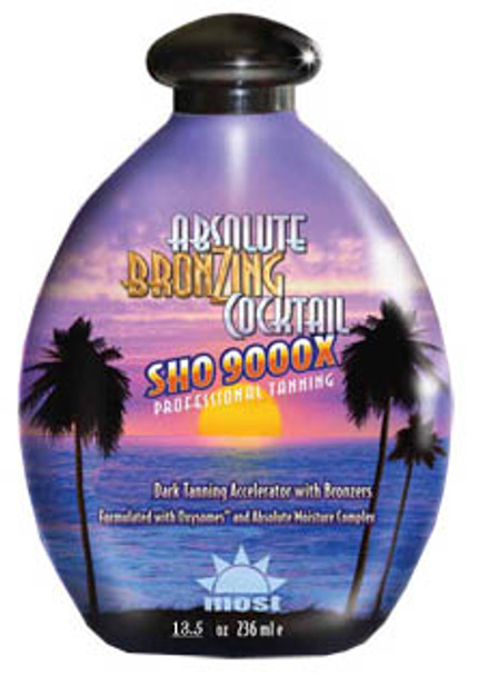 Most SHO 9000 Absolute Bronzing Cocktail 13.5 oz.