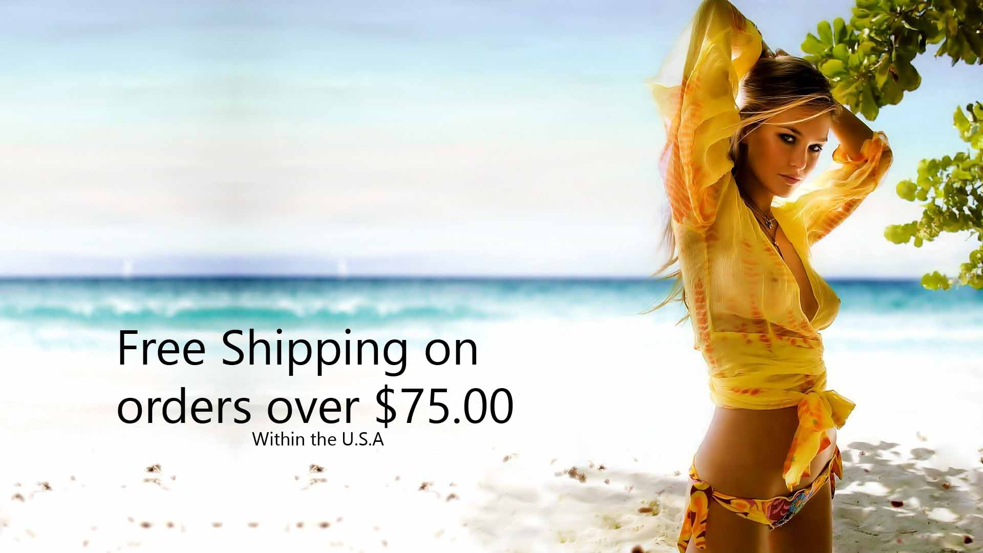 Free Shipping In U.S.A.
