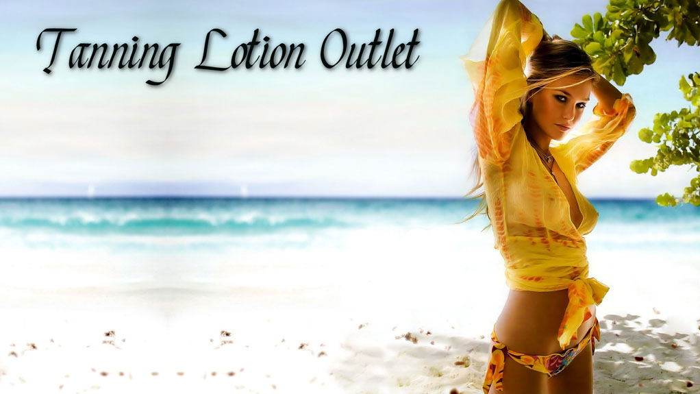 Tanning Lotion Outlet