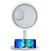 LED Fan Mirror