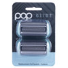 Glide Shaver Replacement Foil Heads