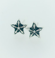 My Lucky Star Collection Sterling Silver Earrings