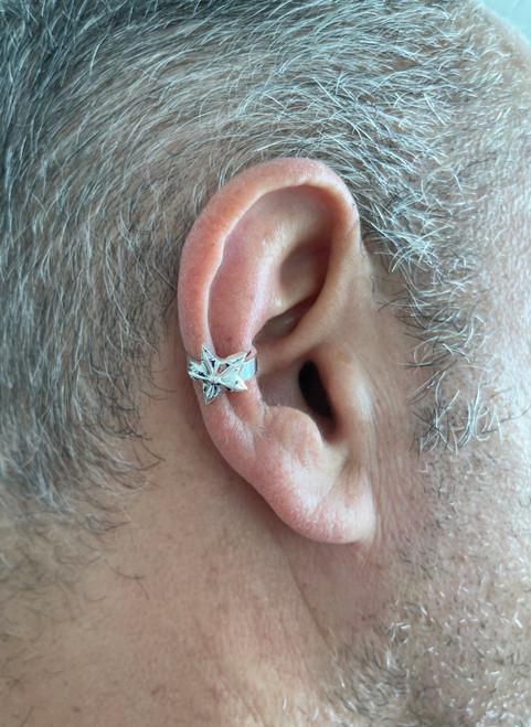 Lucky Star Earring Cuff