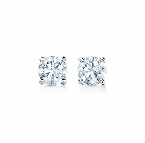 Natural Diamond Studs 1.00 Carat Total Weight