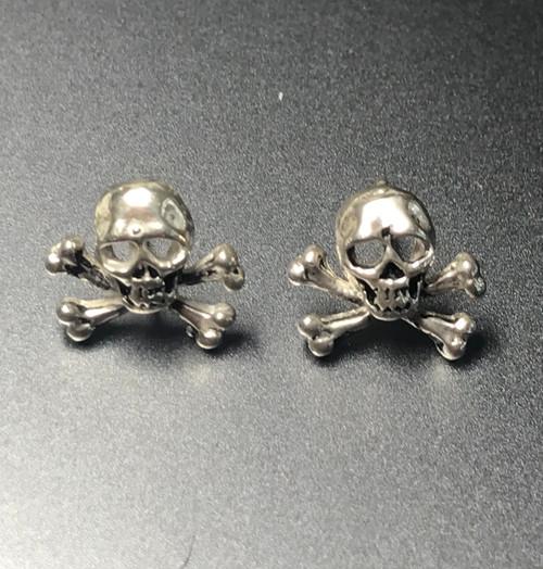 Dia de los Muertos Skull & Bone Earrings