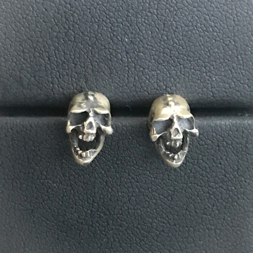Skull Small Stud Earrings