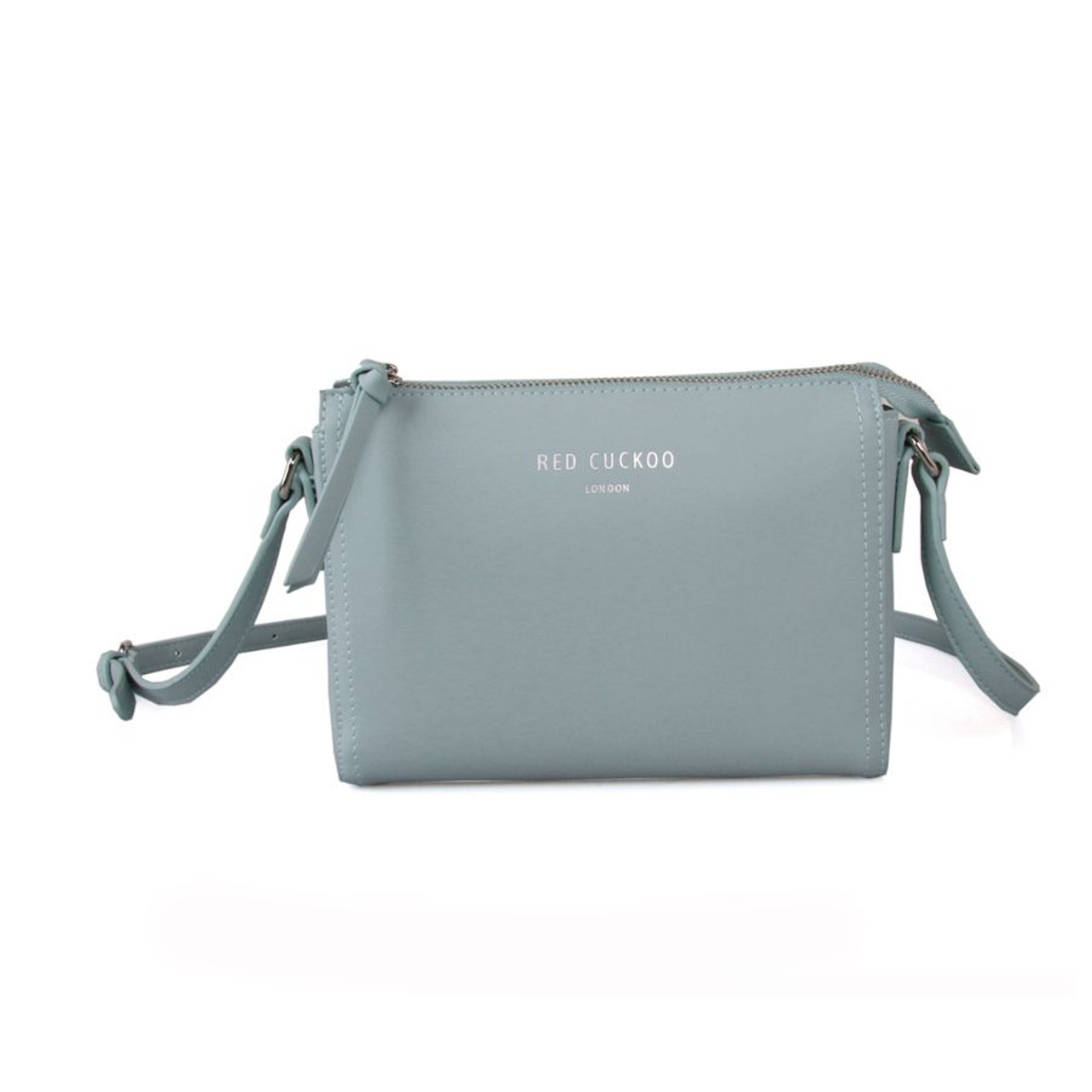 Red Cuckoo Mint Green Cross Body Bag - Itsy Bitsy Boutique 5b1625af953db