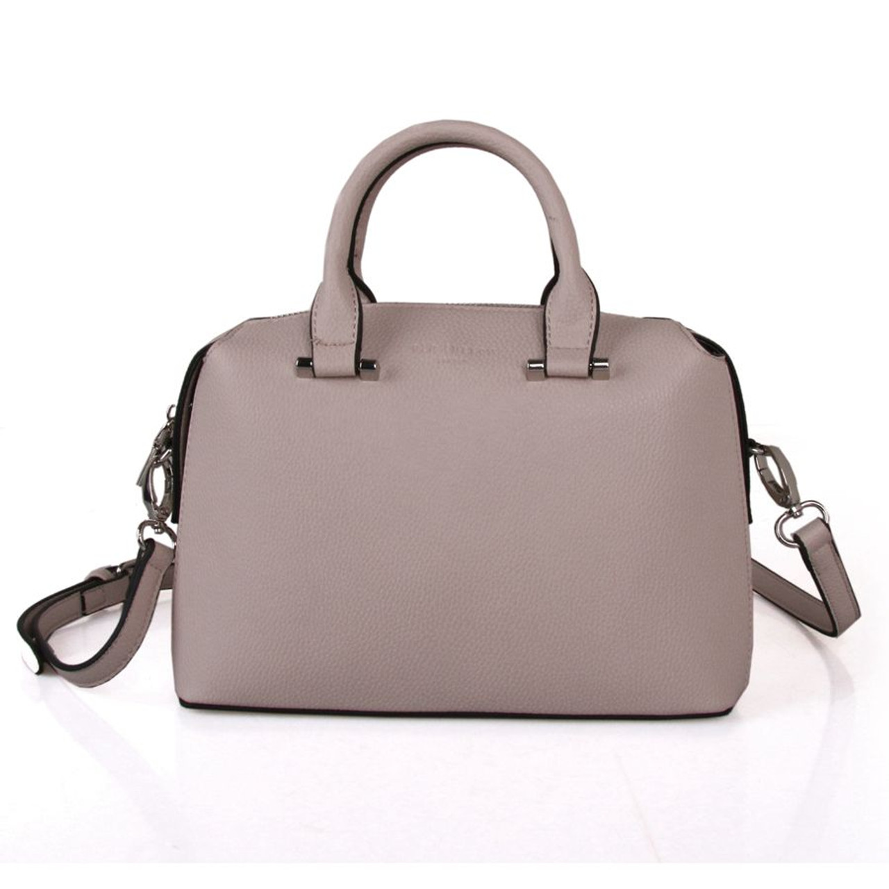8ab3791d35c1 Red Cuckoo Small Grey Grab Bag - Itsy Bitsy Boutique