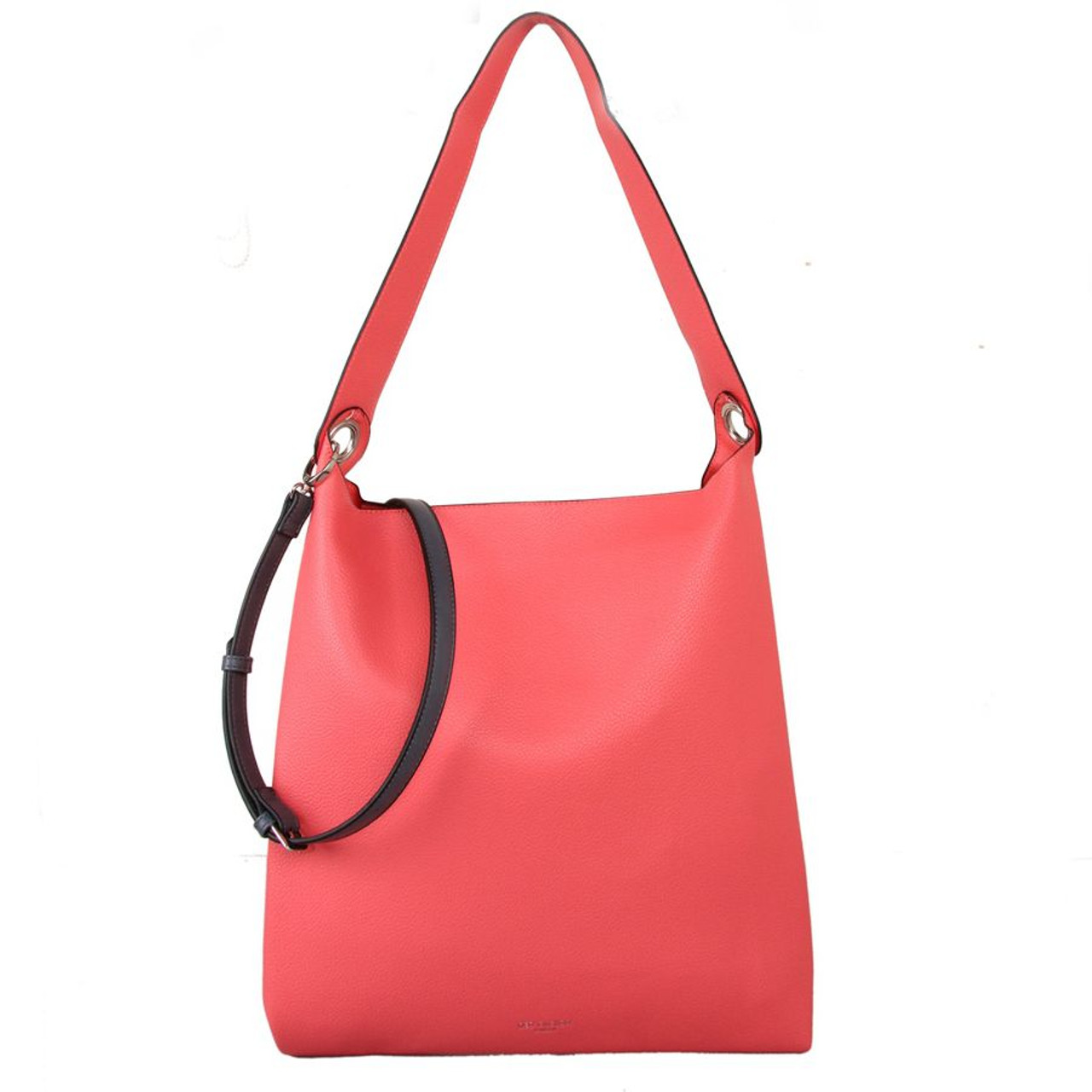b0468bf4a6bed Red Cuckoo Coral Shoulder Bag - Itsy Bitsy Boutique