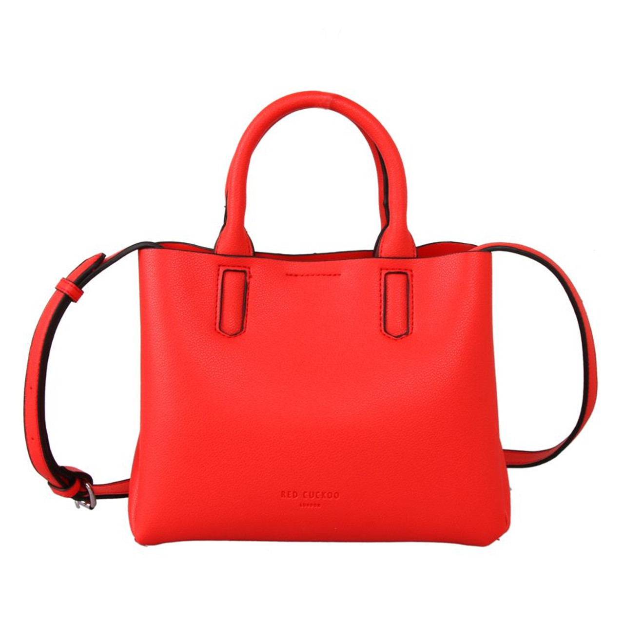 1f2d43154b916 Red Cuckoo Grab Bag in Coral - Itsy Bitsy Boutique