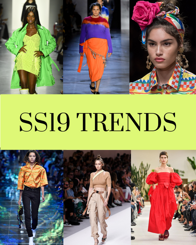 SS19 Fashion Trends You Need To Know