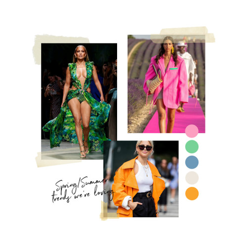 Spring/Summer 2020 Trends We're Loving