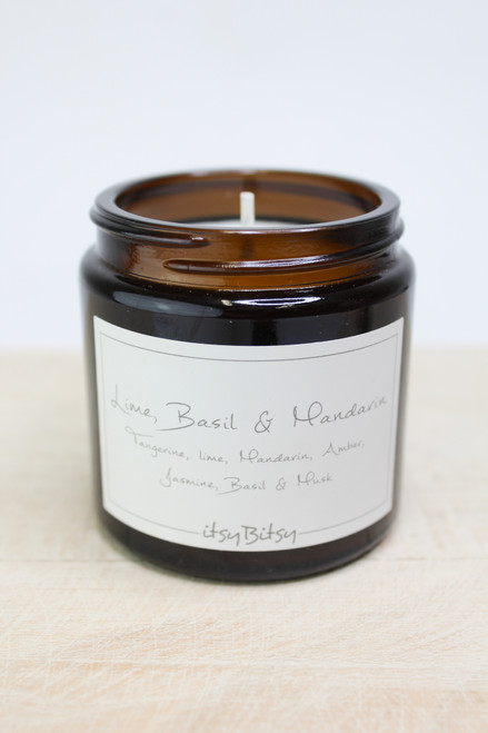 Jar Candle by itsy Bitsy