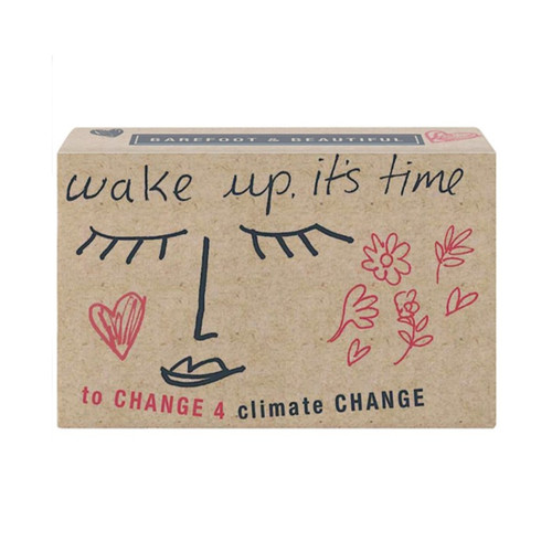 Barefoot & Beautiful Fresh Bergamot Soap Bar | Earth Wake Up
