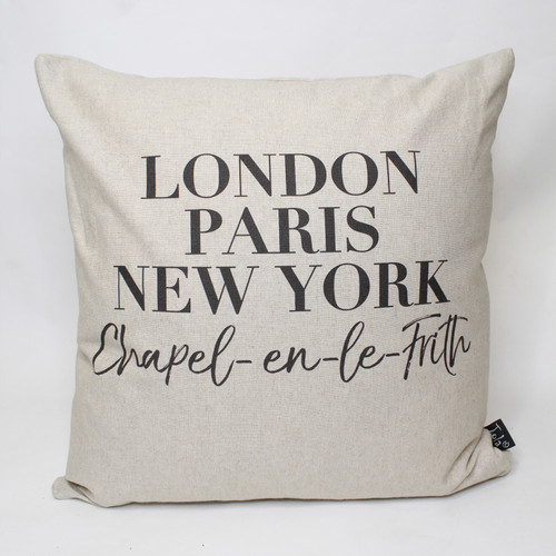 Chapel-en-le-Frith Cushion by Jola