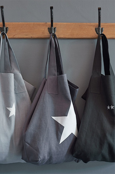 Oversized Shopper Bag by Chalk