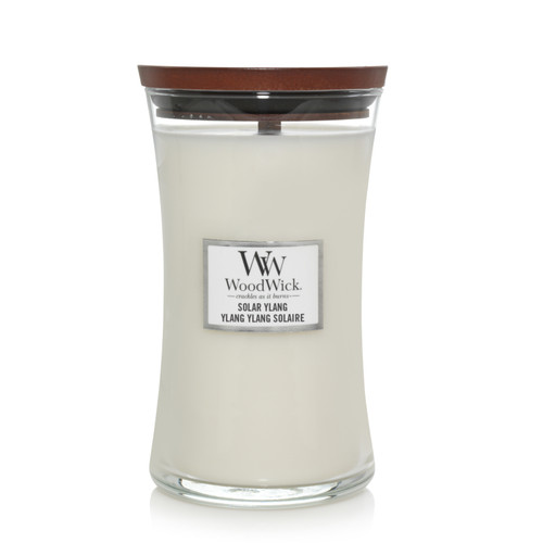 WoodWick Solar Ylang Large Hourglass Candles