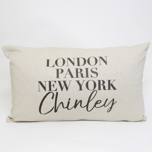 Chinley Boudoir Cushion by Jola