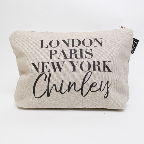 Chinley Makeup Bag by Jola