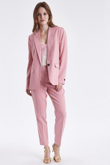 Dasi Blazer by b.young in Sorbet Pink