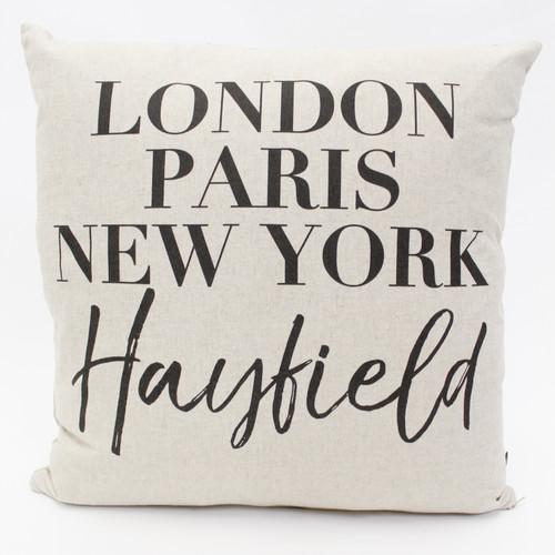 Hayfield Cushion by Jola