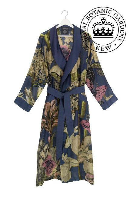 One Hundred Stars & Kew Iris Blue Gown