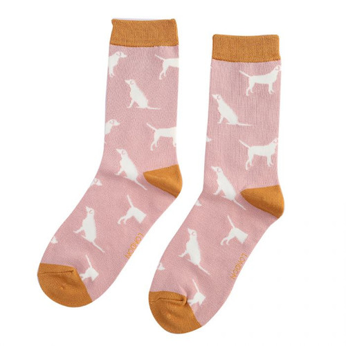 Miss Sparrow Labradors In Dusky Pink