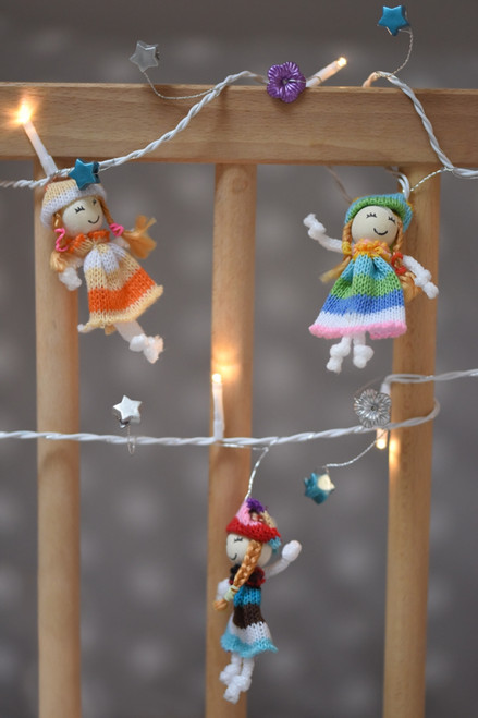 Dollies Warm White LED Lights