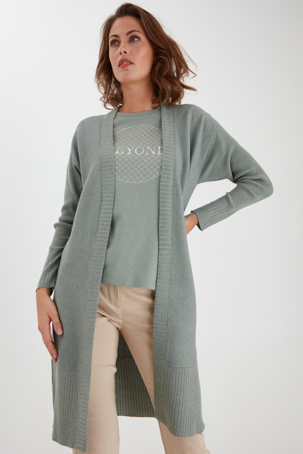Frpesmock Cardigan by Fransa | Lily Pad